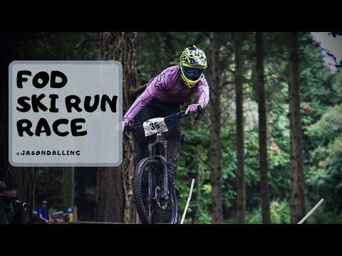 POV- FOREST OF DEAN SKI RUN DOWNHILL MTB RACE 2019