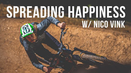 Spreading Happiness with Nico Vink