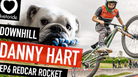 DANNY HART the REDCAR ROCKET - Live To Ride S1E6