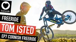 Cornish Freeride with Tom Isted