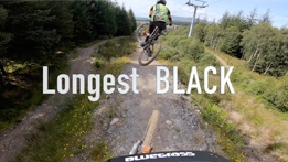 The Longest BLACK MTB descent in the UK