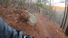 Biking the Three Bears, Coldwater Mountain Bike Trail