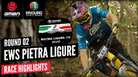 EWS 2020 Round 2 Highlights - Pietra Ligure