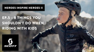 8 Things You Shouldn't Do When Riding With Kids