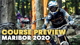 Gee Atherton's Maribor Downhill Course Preview