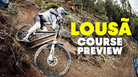 Gee Atherton's Lousa Downhill Course Preview