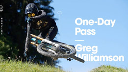 One Day Pass - Greg Williamson