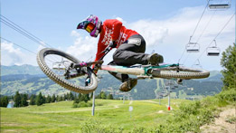 3 Days Riding DOWNHILL MTB In the FRENCH ALPS!!!