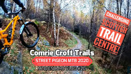 Comrie Croft MTB | What can you expect from this challenging trail centre?