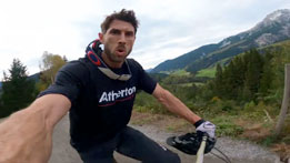 Gee Atherton - The Most Fun Trail I've Ever Ridden!