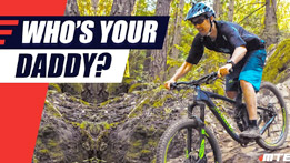 Who's Your Daddy - Hartland Bike Park Victoria