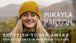 Mikayla Parton Tells the Story of her Introduction to Racing