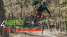 INTENSE Race Track at 4 Riders Bike Park