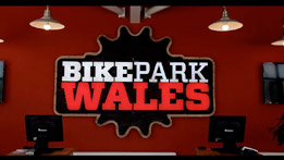 BikePark Wales - Making the best of it