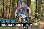 Race Report: X-Fusion/Enduro1 - RD 2 Haldon Forest