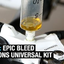 Review: Epic Bleed solutions universal kit