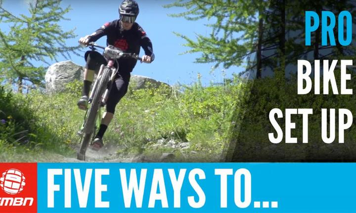 5 Pro Set-Up Tips To Make You A Better Mountain Biker