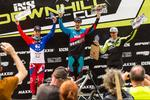 David Trummer and Carina Cappellari win in Les2Alpes