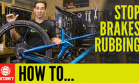 How To Stop Your Brakes Rubbing