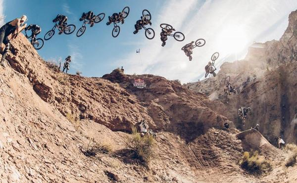 Red Bull Rampage 2016 Highlights