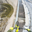 Watch: Riding on the edge of a 200m high dam