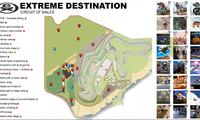 EXTREME SPORTS complex planned for South Wales