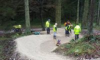 New Red Section Coming Soon at Dalby Forest