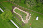 Wetherby Pumptrack built in just 48 hours!