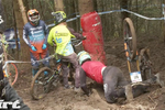 Carnage in the woods - Fort William World Cup