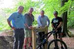 Leith Hill mountain bike trail extended