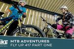 Mountain Bike Adventures II - Flyup 417 Project
