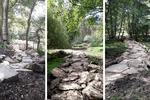 New rock garden trail section opened at Cannock Chase