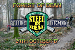 Steel Is Real Demo Day Heads to Forest of Dean October 29th!