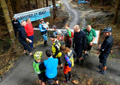 K-Line Trail opens at Hamsterley Forest