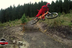 Enter The Dragon is officially back open at Bikepark Wales