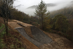 First Look: Revamped Cwm Carn Downhill Track