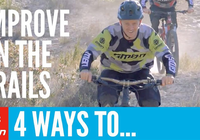 Four Ways To Improve Your Mountain Biking