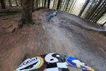Josh Bryceland Hits the new Freeride Line at Revolution Bike Park
