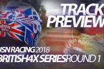 Schwalbe British 4X Round 1 - Chicksands Course Preview