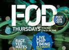Race your mates as FOD Thursdays return for 2018