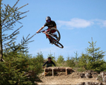 BikePark  Wales  launch  7  new  trails!
