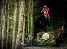 Watch Gee Atherton's course preview for Red Bull Hardline