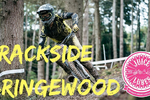 Absolutely slideways! National British Downhill Final Bringewood