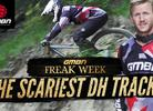 Is This The Scariest Mountain Bike Race Track?
