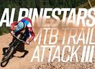 ALPINESTARS MTB Trail Attack - Antur Stiniog, North Wales