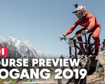 Video: Course Preview with Gee Atherton - Leogang DH World Cup 2019