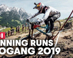 Video: Winning Runs - Leogang DH World Cup 2019
