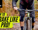 Watch how to brake like a pro!