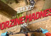 Watch: Danny Hart takes on the steeps in Morzine!