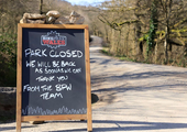 Bike Park Wales closed due to Covid-19 local lockdown